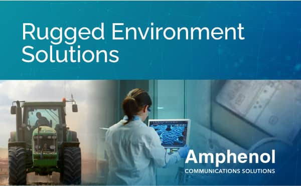 Image of Amphenol ICC's Harsh Environment Product Solutions